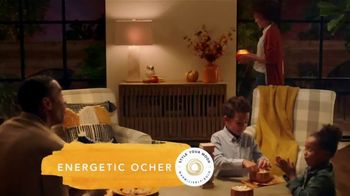 Pier 1 Imports TV Spot, 'Style Your Mood With Energizing Ocher!'