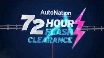 AutoNation 72 Hour Flash Clearance TV Spot, '2019 Silverado Models' - Thumbnail 1