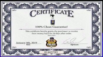 Grease Police TV Spot, '100 Percent Clean Guarantee' - Thumbnail 5