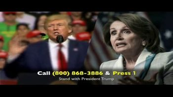 Committee to Defend the President TV Spot, 'Stand Behind President Trump'
