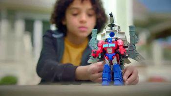 Transformers Cyberverse TV Spot, 'Armor Up'