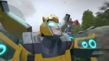 Transformers Cyberverse TV Spot, 'Armor Up' - Thumbnail 1