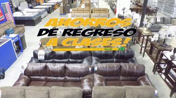 American Freight Ahorros de Regreso a Clases TV Spot, 'No solo rente cuando puede comprarlo' [Spanish]