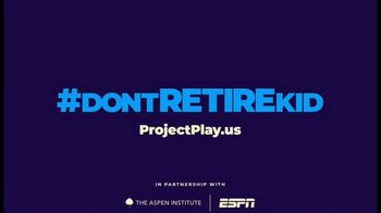 The Aspen Institute TV Spot, 'Don't Retire Kid: Hockey and Lacrosse' Featuring Wayne Gretzky - Thumbnail 10