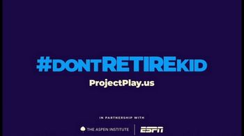 The Aspen Institute TV Spot, 'Don't Retire Kid: Hockey and Lacrosse' Featuring Wayne Gretzky - Thumbnail 9