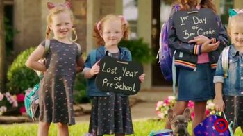 Target TV Spot, 'TLC: What We're Loving: Back to School Picture' - Thumbnail 1