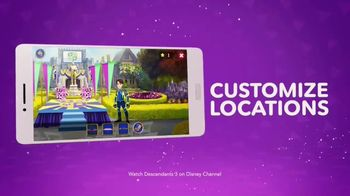 DisneyNOW TV Spot, 'Descendents 3: Wicked Quests Match-3' - Thumbnail 5