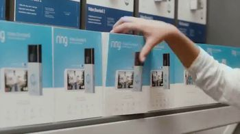 Lowe's TV Spot, 'You Get It Done: Ring Video Doorbell + $30 Mail In Rebate' - Thumbnail 4