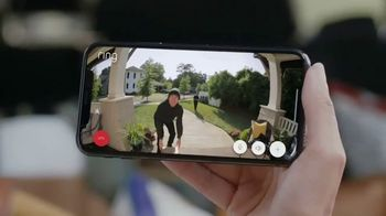 Lowe's TV Spot, 'You Get It Done: Ring Video Doorbell + $30 Mail In Rebate' - Thumbnail 8