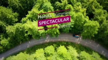 Honda Summer Spectacular Event TV Spot, 'One Tank Trips Sweepstakes: Excitement Begins' [T2] - Thumbnail 2
