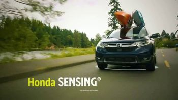 Honda Summer Spectacular Event TV Spot, 'One Tank Trips Sweepstakes: Excitement Begins' [T2] - Thumbnail 4