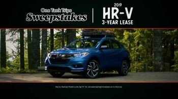 Honda Summer Spectacular Event TV Spot, 'One Tank Trips Sweepstakes: Excitement Begins' [T2] - Thumbnail 8