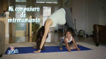 LALA Harvest Peach Yogurt Smoothie TV Spot, 'Compañero de entrenamiento' [Spanish]