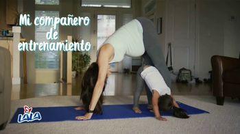 LALA Harvest Peach Yogurt Smoothie TV Spot, 'Compañero de entrenamiento' [Spanish] - Thumbnail 1