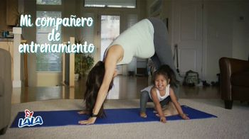 LALA Harvest Peach Yogurt Smoothie TV Spot, 'Compañero de entrenamiento' [Spanish]