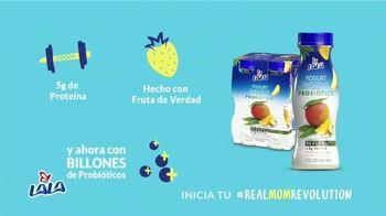 LALA Harvest Peach Yogurt Smoothie TV Spot, 'Compañero de entrenamiento' [Spanish] - Thumbnail 4