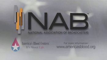 National Association of Broadcasters TV Spot, 'Donate Blood Today' Featuring David Schweikert - Thumbnail 8