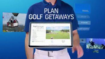 GolfPass TV Spot, 'More Golf, One Pass: Getaways'