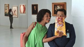 Lay's Smile Bag TV Spot, 'Operation Smile: Museum' - 23 commercial airings