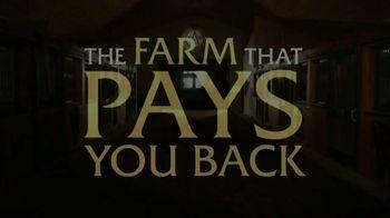 WinStar Farm, LLC Incentive Network TV Spot, 'The Farm That Pays Back' - Thumbnail 1
