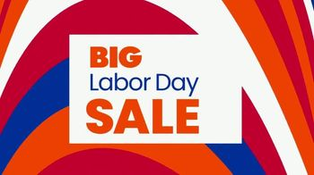 Big Lots Big Labor Day Sale TV Spot, '$1 Initial Payment: Bayport Mattress Set and Serta Box Springs' - Thumbnail 2