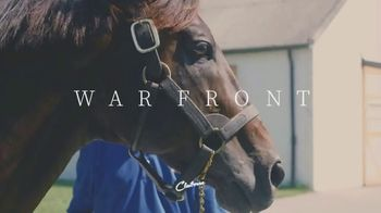 Claiborne Farm TV Spot, '2019 August: War Front: $2,400,000' - Thumbnail 1