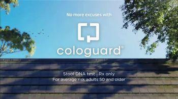 Cologuard TV Spot, 'Excuses' - Thumbnail 1
