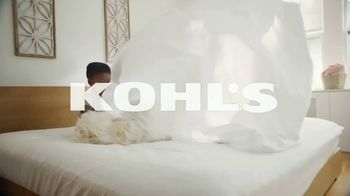 Kohl's White Sale TV Spot, 'Big Savings on Bed and Bath' - Thumbnail 1