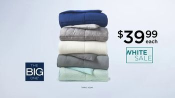 Kohl's White Sale TV Spot, 'Big Savings on Bed and Bath' - Thumbnail 2