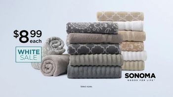 Kohl's White Sale TV Spot, 'Big Savings on Bed and Bath' - Thumbnail 3