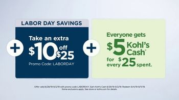 Kohl's White Sale TV Spot, 'Big Savings on Bed and Bath' - Thumbnail 7