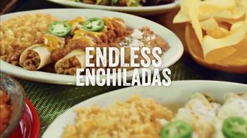 On The Border Mexican Grill and Cantina Endless Enchiladas TV Spot, 'Endless Choices' - Thumbnail 2