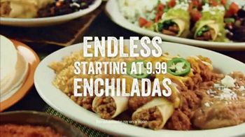 On The Border Mexican Grill and Cantina Endless Enchiladas TV Spot, 'Endless Choices' - Thumbnail 3