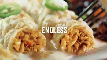 On The Border Mexican Grill and Cantina Endless Enchiladas TV Spot, 'Endless Choices' - Thumbnail 5