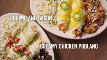 On The Border Mexican Grill and Cantina Endless Enchiladas TV Spot, 'Endless Choices'