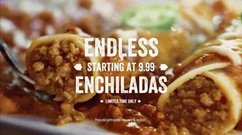 On The Border Mexican Grill and Cantina Endless Enchiladas TV Spot, 'Endless Choices' - Thumbnail 8