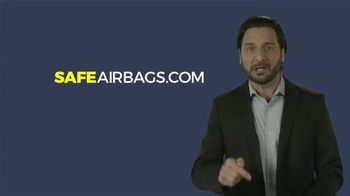 SafeAirbags.com TV Spot, '41 millones de autos' [Spanish] - Thumbnail 6