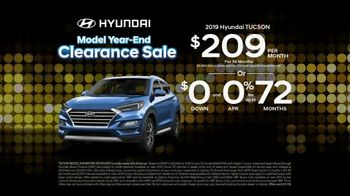 Hyundai Model Year-End Clearance Sale TV Spot, 'All 2019 Models Must Go' [T2] - Thumbnail 5