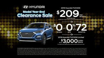Hyundai Model Year-End Clearance Sale TV Spot, 'All 2019 Models Must Go' [T2] - Thumbnail 6