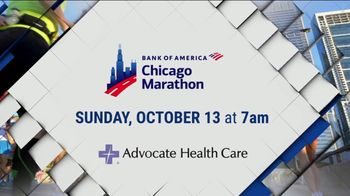 2019 Bank of America Chicago Marathon TV Spot, 'Bear Down' Featuring Pat O'Donnell - Thumbnail 1