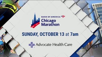 2019 Bank of America Chicago Marathon TV Spot, 'Bear Down' Featuring Pat O'Donnell - Thumbnail 6