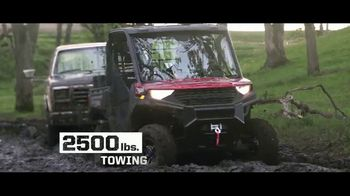 Polaris Ranger 1000 TV Spot, 'Ultimate Combination'