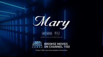 DIRECTV Cinema TV Spot, 'Mary' - Thumbnail 9