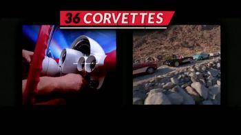 Corvette Heroes The Lost Corvettes Giveaway TV Spot, '36 Corvettes' - Thumbnail 2