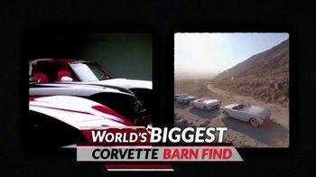 Corvette Heroes The Lost Corvettes Giveaway TV Spot, '36 Corvettes' - Thumbnail 3