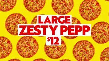 Papa Murphy's Pizza $12 Tuesday TV Spot, 'Zesty Pepp: New Favorite' - Thumbnail 5