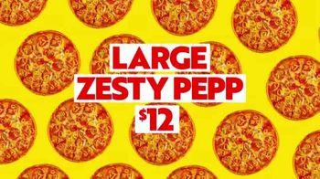 Papa Murphy's Pizza $12 Tuesday TV Spot, 'Zesty Pepp: New Favorite' - Thumbnail 6