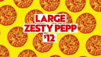 Papa Murphy's Pizza $12 Tuesday TV Spot, 'Zesty Pepp: New Favorite' - Thumbnail 7