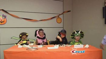 Crest TV Spot, 'Halloween Treats Gone Wrong' - 3487 commercial airings