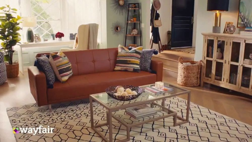 Wayfair Tv Commercial Global Value For You Price Point